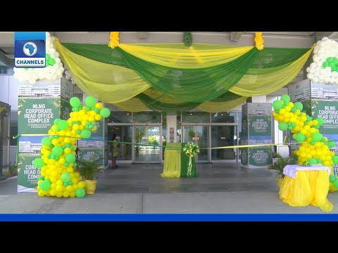 NLNG Opens Corporate Head Office In Port Harcourt