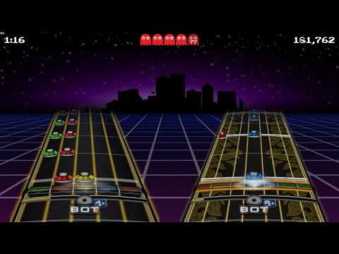 Phase Shift: Marty McFly with the Starlighters - Johnny B. Goode