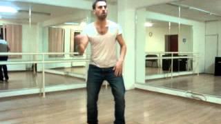 Как научиться танцевать дома? 2-й урок (демонстрация) Узнайте, как научиться танцевать дома