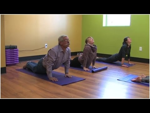 Yoga reduces prostate cancer-related fatigue