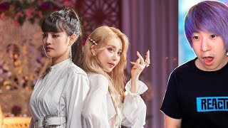 BF Reacts To GFs First KPOP Single! WENGIE ft. MINNIE of (G)I-DLE 'EMPIRE'