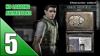 Resident Evil HD Remaster [Chris - no loading] walkthrough part 5