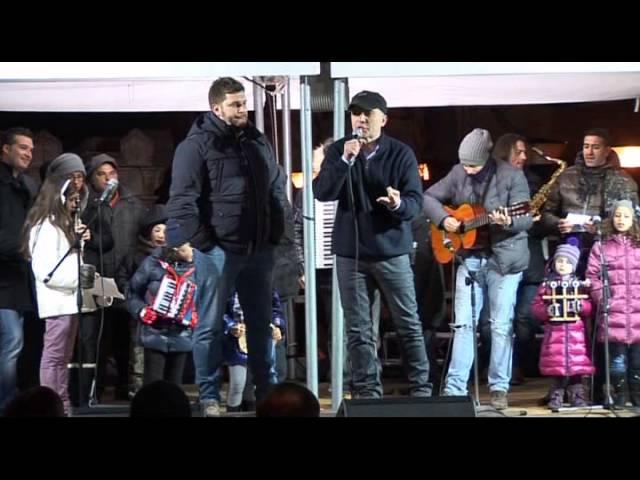 Gambatesa maitunat 1-1-2013 Gianluca Giorgio