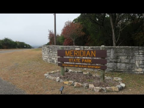 Camping and Hiking - Meridian State Park