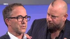 Jan Becker hypnotisiert Landesschau Moderator Jürgen Hörig