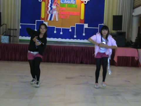 CHRIS NG LINE DANCE PARTY - BECUASE OF YOU & LOW HIPHOP PERFOMANCE