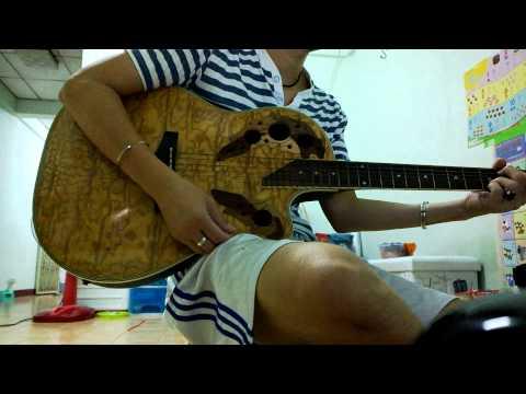 ไกลแค่ไหนคือใกล้ (มหัศจรรย์ 4 คอร์ด) Play Guitar By PERJER4675