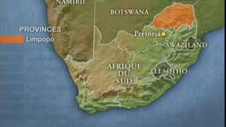 Dessous des cartes   Afrique du sud