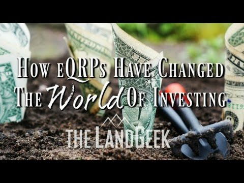 How eQRPs Have Changed The World Of Investing