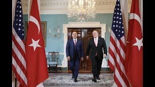 Turkish foreign minister slams U.S. for having 'no clear strategy' on Syria