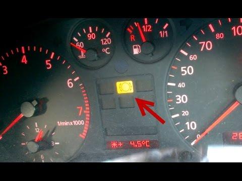 датчик износа тормозных колодок audi a6 c4 на каких колесах стоит