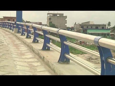 Bénin, Un nouveau pont à Cotonou