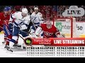 Live Nashville Predators vs Columbus Blue Jackets Hockey NHL