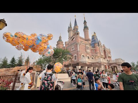 Inside Shanghai Disneyland, Disney's New $5 Billion Park