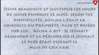 le jeûne du mois de chaban   cheikh as souheimi et cheikh el fawzan