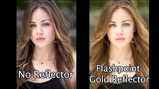 Using a Reflector for Portraits: Ep 110: You Keep Shooting: Adorama Photography TV