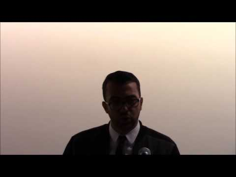 Walid Issa, Palestinian Peace Activist - Third Thursday Global Issues Forum