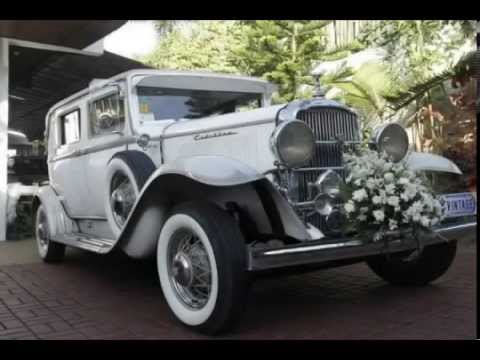 Vintage Bridal Cars Youtube