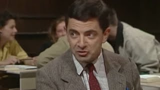 Exam preparation | Mr. Bean Official