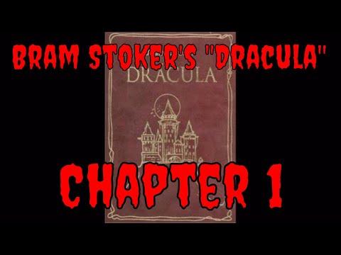 """BRAM'S STOKER'S """"DRACULA"""", CHAPTER 1"""