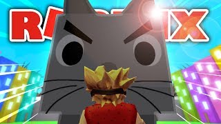 THE *RAREST* PET IN ROBLOX PET SIMULATOR IS HERE!! THE GIANT CAT CODE!!?? [UPDATE 13] (Giveaway)