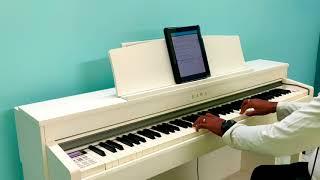 KAHIN TO HOGI WOH | PIANO COVER | JAANE TU YA JAANE NA | A. R. RAHMAN | THE PIANO STORY