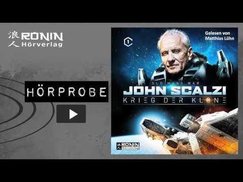 Krieg der Klone (Krieg der Klone 1) YouTube Hörbuch Trailer auf Deutsch