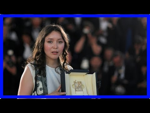 Breaking News | Kazakhstan hopes actress's Cannes win will inspire local talent