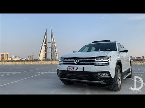 The VW Teramont (Atlas) ... The Best SUV VW Makes ??!!