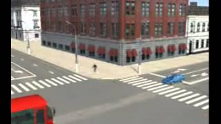 Одновременный поворот налево на перекрёстке