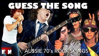 ETN Music Quiz - 1970s Australian Rock Music (HD)