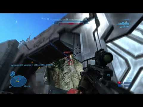Halo Reach: Team Slayer, Warrior Raging, lol iNf4MouS PI3RRE