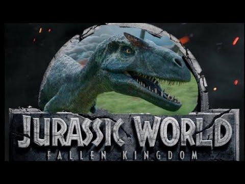 Jurassic World - Allosaurus jimmadseni