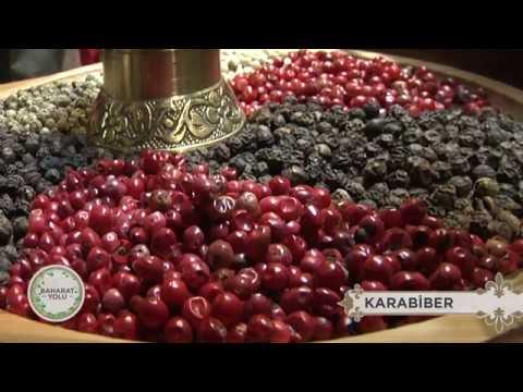 Baharat Yolu | Karabiber