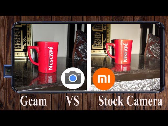Google Camera 7.2 vs Stock Camera / Xiaomi Mi 9T Pro / Redmi K20 Pro