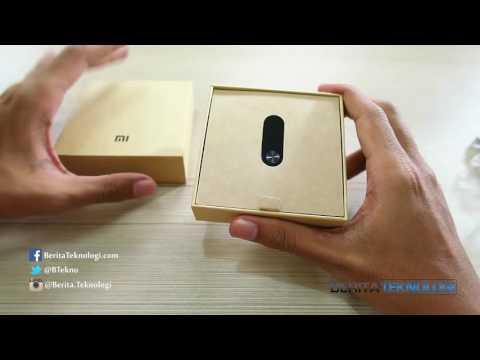 Unboxing Xiaomi Mi Band 2 Indonesia