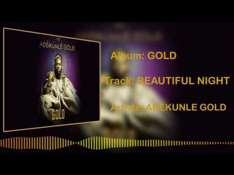 Adekunle Gold - Beautiful Night [Official Audio]
