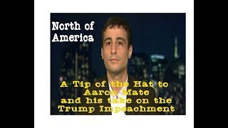 North of America on Aaron Mate and Impeachment