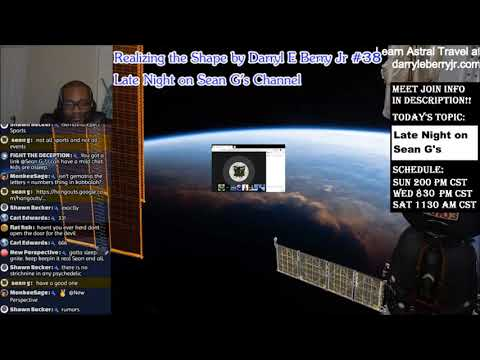 RTS#38 - Brief Flat Earth Live Chat Debate With Shawn Becker - Late on Shawn G's Channel thumbnail