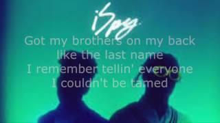 ispy kyle ft lil yatchy lyrics
