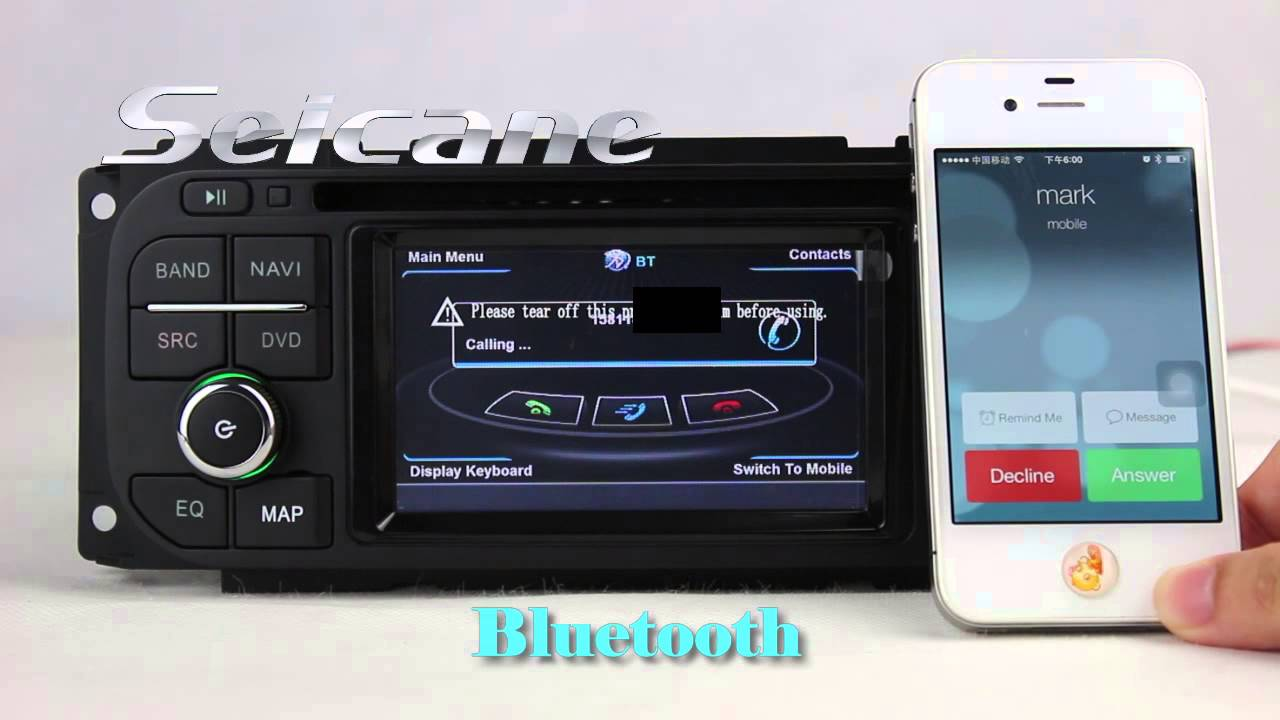 All-In One 2004 2005 Dodge Neon Touch Screen 3G GPS CD DVD ...