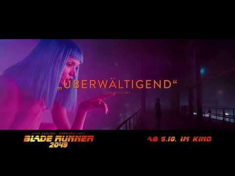 "Blade Runner 2049 - Outrun Review Deutsch 15"" – Ab 5.10.2017 im Kino!"