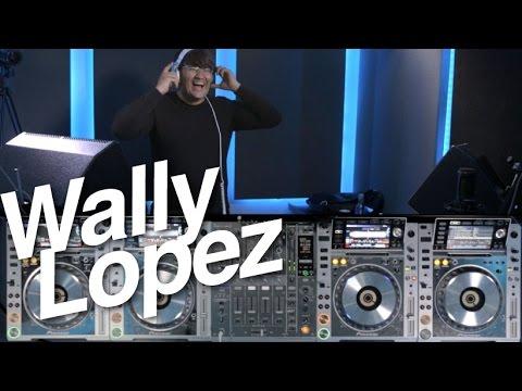 Wally Lopez - DJsounds Show 2015