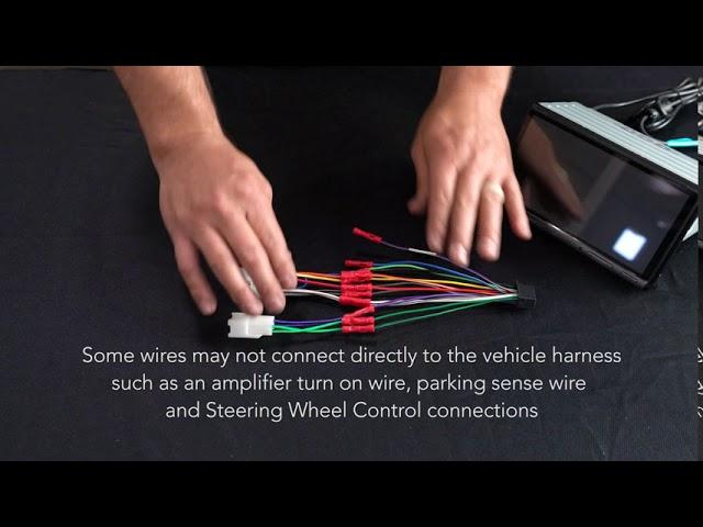 Wire Harness Installation