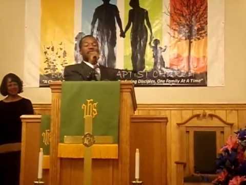 Men's Day Celebration Guest Preacher: