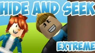 Esconde-Esconde no Roblox (Hide and Seek) Leh Gameplay