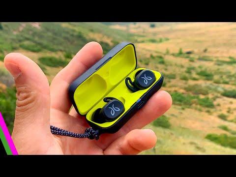 Jaybird Vista True Wireless Sport Headphones Review // vs Tarah Pro & Run XT