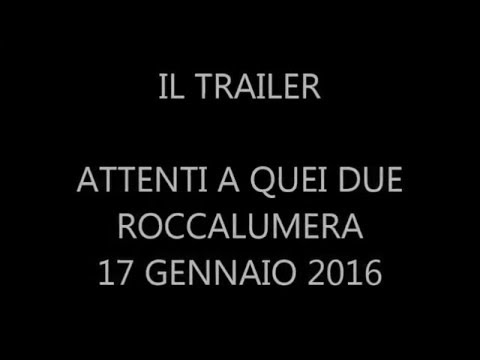 Trailer do filme Quei Due