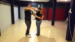 aprende a bailar los pasos basicos de la cumbia en pareja 9 basicos 3