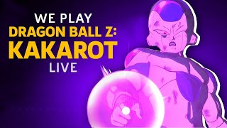 Can We Beat Frieza In Dragon Ball Z: Kakarot?